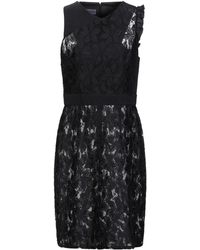Emanuel Ungaro Knee-length Dress - Black