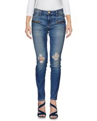 Current/Elliott Pantaloni jeans - Blu