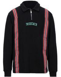 PAS DE MER Sweatshirt - Black
