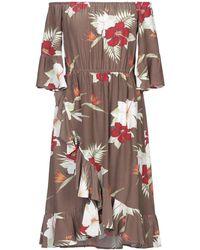 True Religion Knee-length Dress - Brown