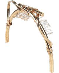 Balenciaga Accessori per capelli - Metallizzato