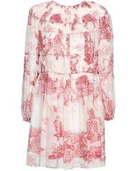 Chloé Short Dress - White