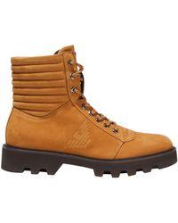 Emporio Armani Ankle Boots - Brown