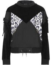Just Cavalli Sweatshirt - Black