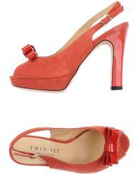 Twin Set - Sandals - Lyst
