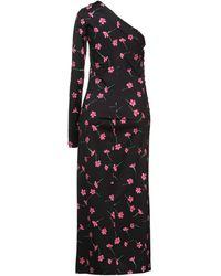 Marcia Midi Dress - Black