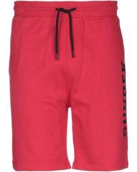 Sundek Bermuda Shorts - Red