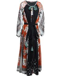 Mariagrazia Panizzi Vestido largo - Negro