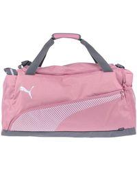 PUMA Travel Duffel Bags - Pink