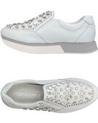 Eddy Daniele Low-tops & Sneakers - Gray