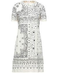 Tory Burch Short Dress - White