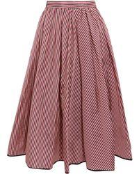 TOME - 3/4 Length Skirt - Lyst