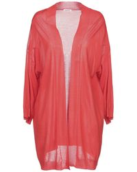 P.A.R.O.S.H. Cardigan - Red