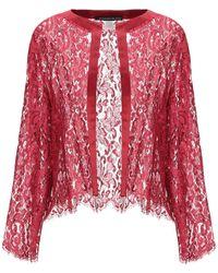 Botondi Milano Suit Jacket - Red