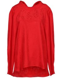 Sandro Blouse - Rouge