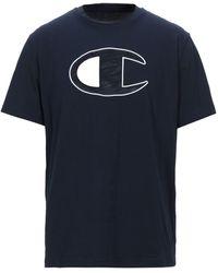 Champion T-shirt - Blu