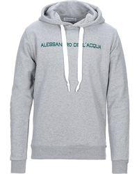 Alessandro Dell'acqua Sweat-shirt - Gris