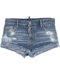 DSquared² - Jeansshorts - Lyst
