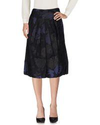 Maria Grazia Severi - Knee Length Skirt - Lyst