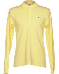 Lacoste - Polo Shirts - Lyst