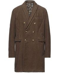 AT.P.CO Coat - Brown