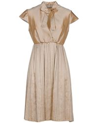 Boutique De La Femme | Short Dress | Lyst