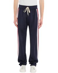 Band of Outsiders Casual Trouser - Blue