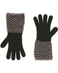Fabiana Filippi Gloves - Green