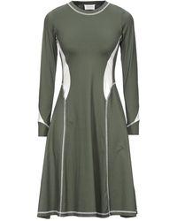 WOOD WOOD Midi Dress - Green