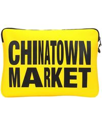 Chinatown Market Handtaschen - Gelb