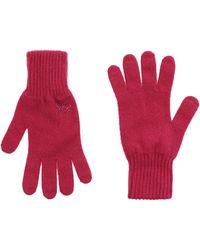 Blumarine Gloves - Red
