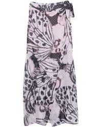 Trussardi Long Skirt - Multicolor