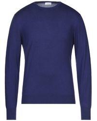 Heritage Pullover - Azul