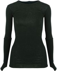 Enza Costa Jumper - Green