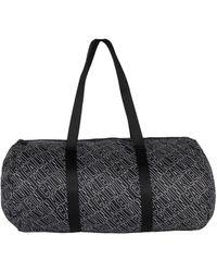 Calvin Klein Performance Logo Duffle Bag - Black