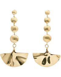 Ariana Boussard-Reifel Earrings - Metallic
