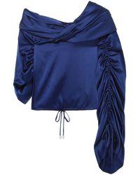 Hellessy Blouse - Bleu