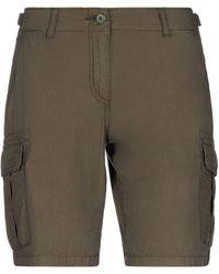 Napapijri Shorts & Bermuda Shorts - Green