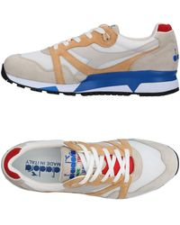 Diadora - Low Sneakers & Tennisschuhe - Lyst