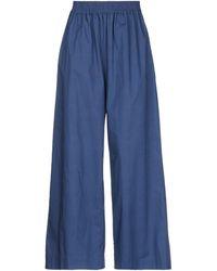 Woolrich Trouser - Blue