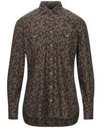 Lardini Shirt - Grey