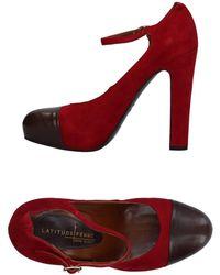 Latitude Femme - Court Shoes - Lyst