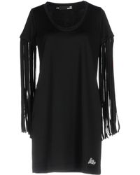Love Moschino Short Dress - Black