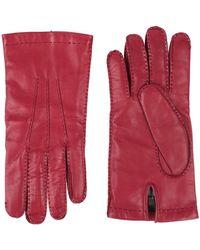 Etro Gloves - Red