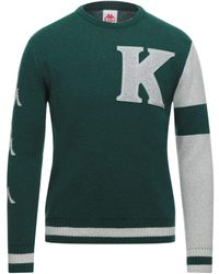 Kappa Pullover - Verde