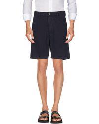 7 For All Mankind - Bermuda Shorts - Lyst