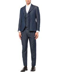 Gabriele Pasini Suit - Blue