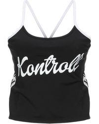 Kappa Kontroll Vest - Black