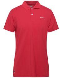 Colmar Polo Shirt - Red