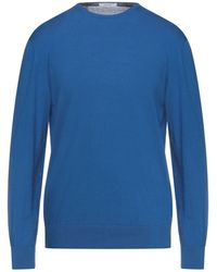 Obvious Basic Pullover - Blau